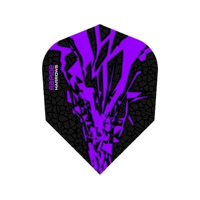 Piórka Harrows Rapide-X Purple