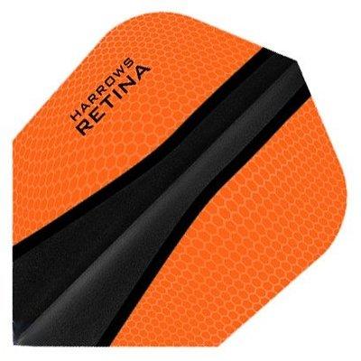 Piórka Harrows Retina-X Orange