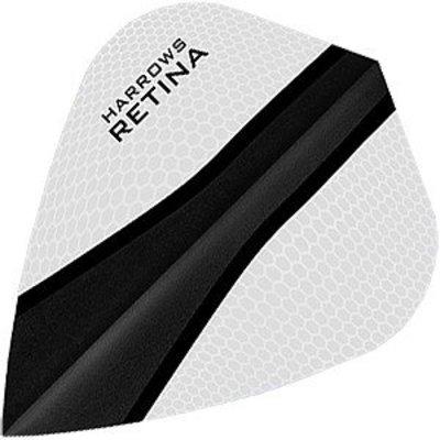 Piórka Harrows Retina-X White Kite