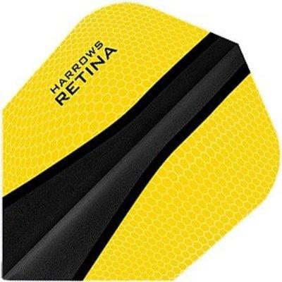 Piórka Harrows Retina-X Yellow