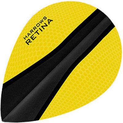 Piórka Harrows Retina-X Yellow Pear