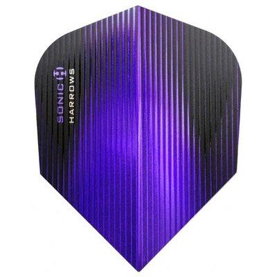 Piórka Harrows Sonic Purple