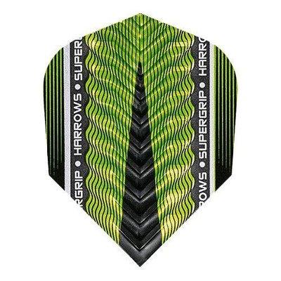 Piórka Harrows Supergrip X Green