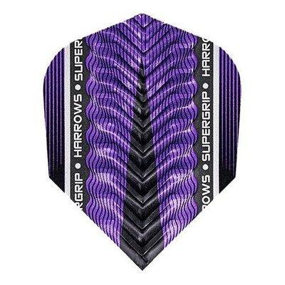 Piórka Harrows Supergrip X Purple