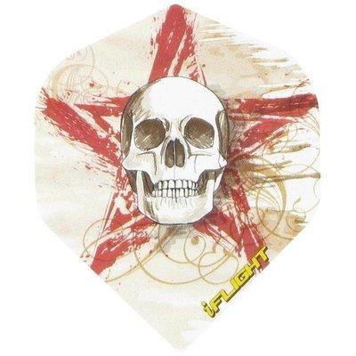 Piórka iPiórek Skull Blood Star