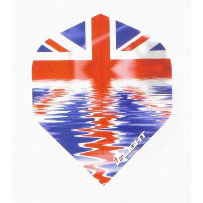 Piórka iPiórek Union Jack
