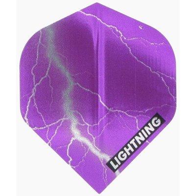 Piórka McKicks Metallic Lightning Piórek Fioletowy
