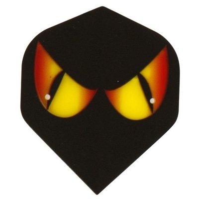 Piórka Metronic - Yellow eyes