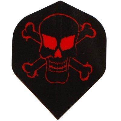 Piórka Metronic - Red Skull