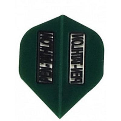 Piórka Pentathlon - Przezroczysty Green