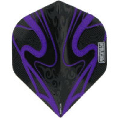 Piórka Pentathlon TDP LUX Purple