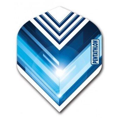 Piórka Pentathlon Vizion V Blue
