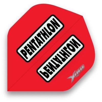 Piórka Pentathlon Xtream 180 - Red
