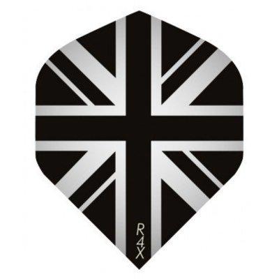 Piórka Ruthless R4X Union Jack Piórek Black