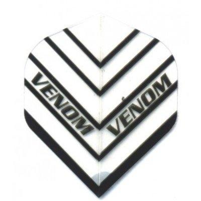 Piórka Ruthless Venom Przezroczysty Clear