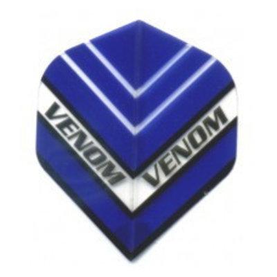 Piórka Ruthless Venom Przezroczysty Dark Blue