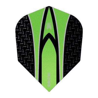 Piórka Target Noge Hades Green