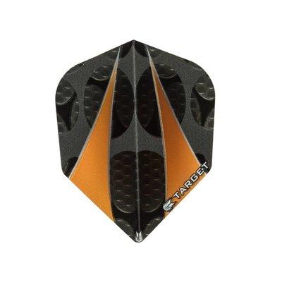 Piórka Target Vision 100 Sail Orange Twin