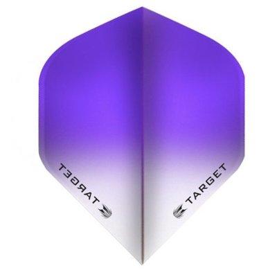 Piórka Target Vision Fade Purple NO2
