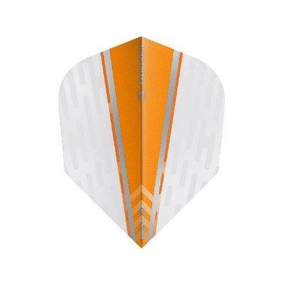 Piórka Target Vision Ultra White Wing Orange No.6