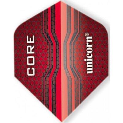 Piórka Unicorn Core Std. Red