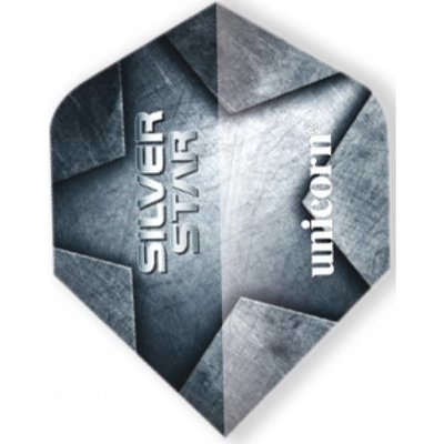 Piórka Unicorn Core Std. Silverstar