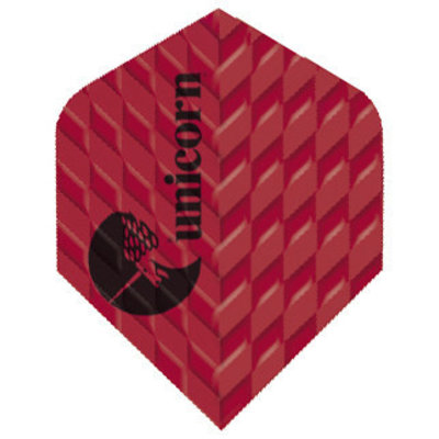 Piórka Unicorn Q 75 - Red