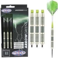McKicks Lotki McKicks Arrow Greens Silver 23Gram