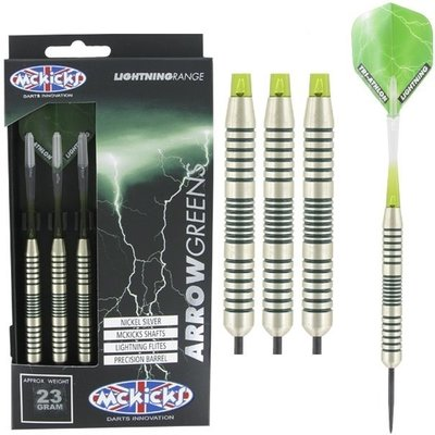 Lotki McKicks Arrow Greens Silver 23Gram