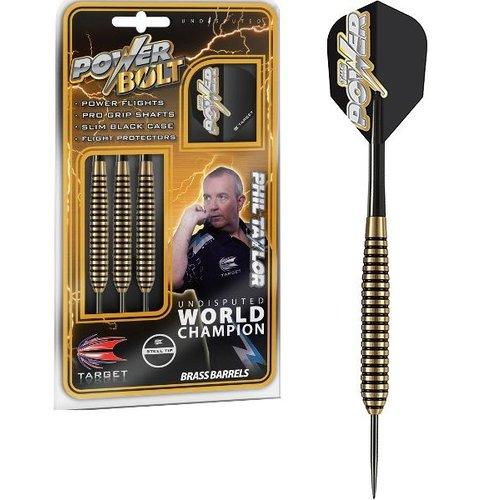 Target Lotki Power Bolt Brass Taylor B