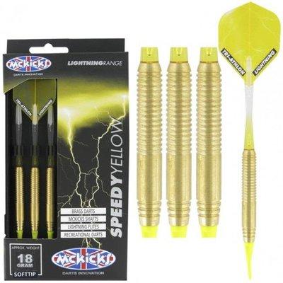 Lotki Soft McKicks Speedy Yellow Brass