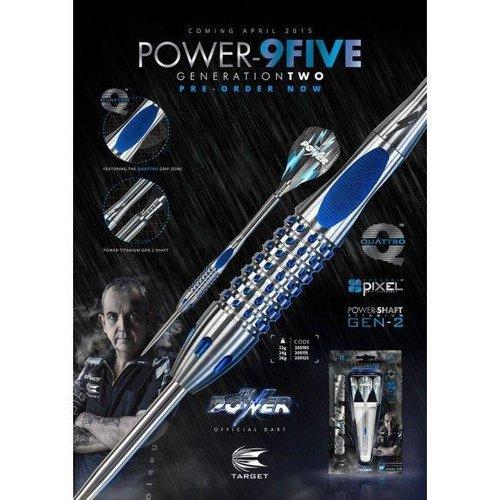 Target Lotki Phil Taylor Power 9FIVE Gen 2 95%