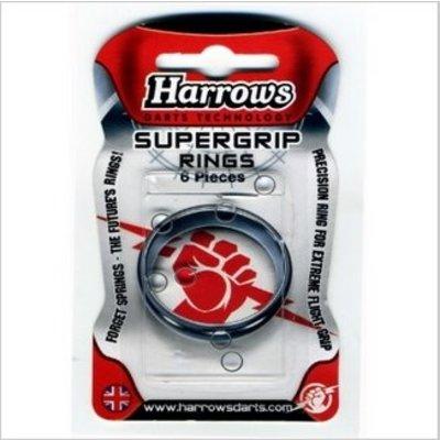 Harrows Supergrip Rings 6 Sztuk