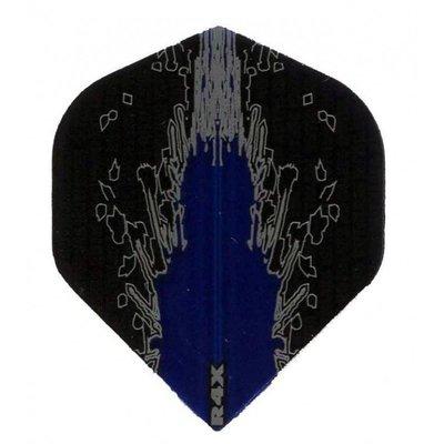 Piórka Ruthless R4X High Impact Black Blue