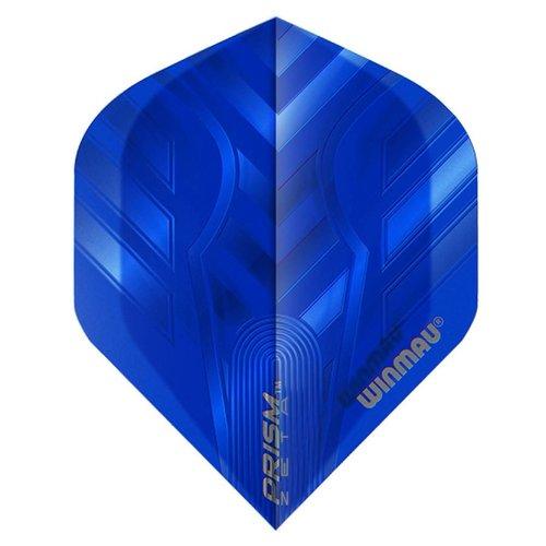 Winmau Piórka Winmau Prism Zeta Blue