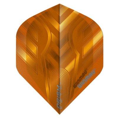 Piórka Winmau Prism Zeta Orange