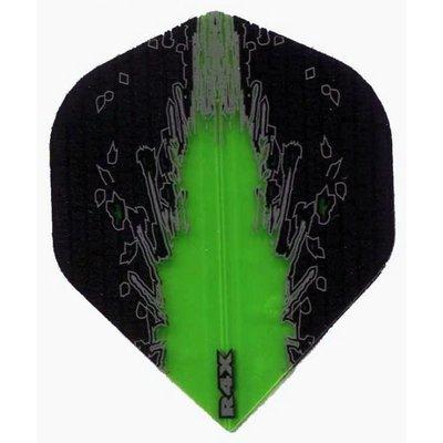 Piórka Ruthless R4X High Impact Black Green