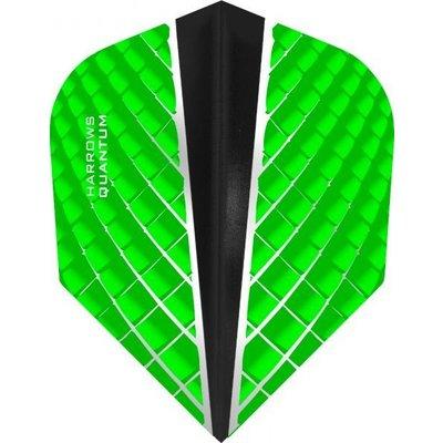 Piórka Harrows Quantum X Green