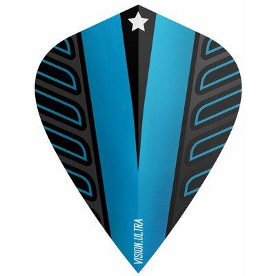 Piórka Target Voltage Vision Ultra Blue Kite