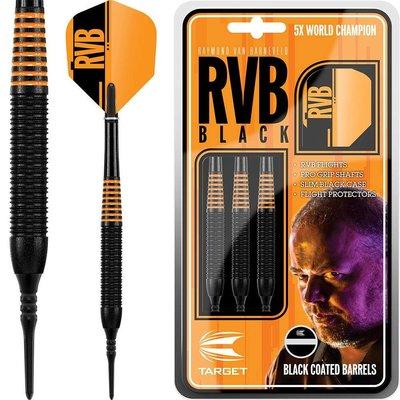 Lotki Soft Raymond van Barneveld RVB Black Brass
