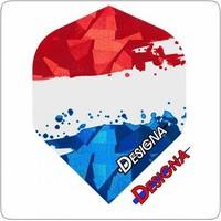 Dartshopper Piórka Poly Country The Netherlands