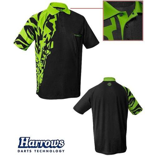 Harrows Harrows Rapide Green Dartshirt