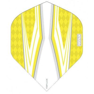 Piórka Pentathlon TDP LUX Vision White/Yellow