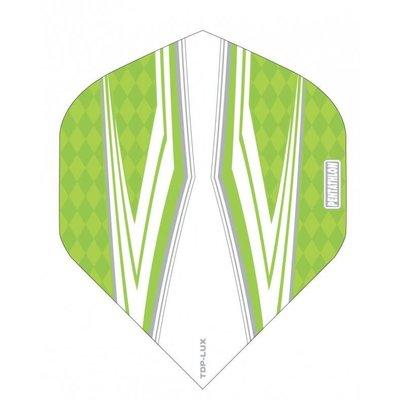 Piórka Pentathlon TDP LUX Vision White/Green