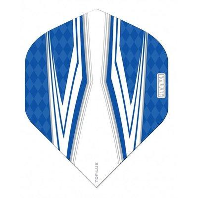 Piórka Pentathlon TDP LUX Vision White/Blue