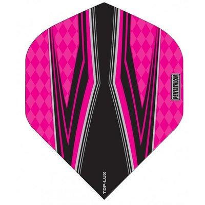 Piórka Pentathlon TDP LUX Vision Black/Pink