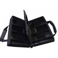 Bull's Bull's Ubertas XL Case Black Carbon