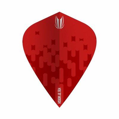 Piórka Target Vision Ultra Arcada Kite Red