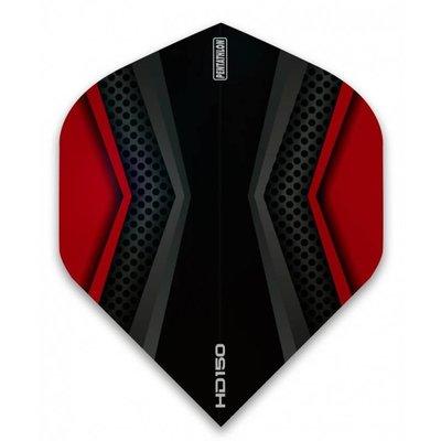 Piórka Pentathlon HD150 Black-Red