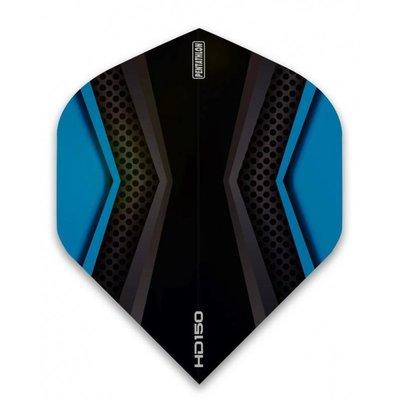 Piórka Pentathlon HD150 Black-Blue